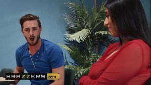 Image Baby Got Boobs – (Violet Myers, Lucas Frost) – Violets Backpack Hack – Brazzers