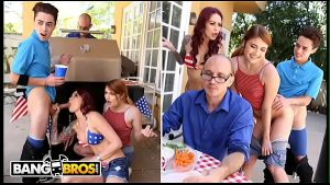 Image BANGBROS – 4th Of July Threesome With Monique Alexander, Adria Rae & Juan El Caballo Loco