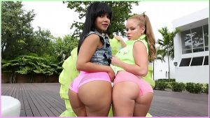 Image BANGBROS – MILF Rose Monroe and Nikki Delano Get Their Big Asses Fucked By Tony Rubino