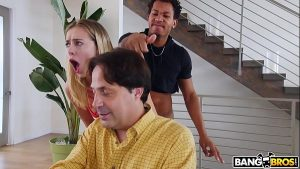 Image BANGBROS – Young Haley Reed Fucks Boyfriend Behind Her Dad's Back