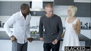 Image BLACKED Cheating Blonde Wife Kate Englands first BBC