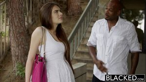 Image BLACKED First Interracial For Pretty GF Zoe Wood