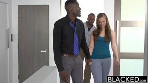 Image BLACKED Minnesota Teen Tries First Interracial Threesome
