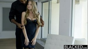 Image BLACKED Petite Blonde Shawna Lenee Screams On Huge Black Dick