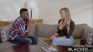 Image BLACKED Samantha Saint Cheats with BBC