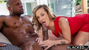 Image BLACKED She had enough white boys and needed a real man