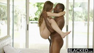 Image BLACKED Tiny Young Girl Skye West First Interracial