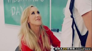 Image Brazzers – Big Tits at School –  Desperate For V-Day Dick scene starring Brandi Love and Lucas Frost