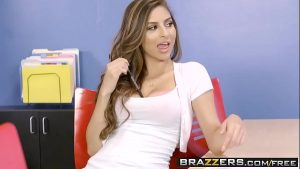 Image Brazzers – Big Tits at School – The Make-Up Exam scene starring Nina North and Jessy Jones