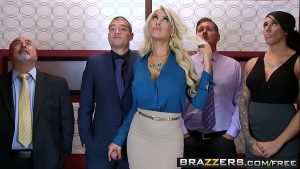 Image Brazzers – Big Tits at Work – Bridgette B Xander Corvus – Stuck In The Elevator