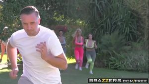 Image Brazzers – Brazzers Exxtra – Chasing That Big D scene starring Angela White Ava Addams Bridgette B a