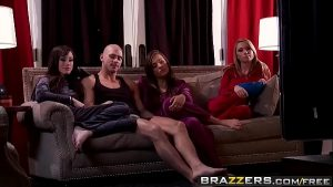 Image Brazzers – Real Wife Stories –  Slut Wives scene starring Jennifer White, Madison Scott, Nika Noire