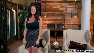 Image Brazzers – Real Wife Stories –  Survey My Pussy scene starring Ava Addams and Bill Bailey