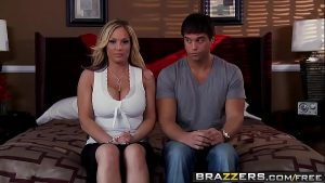 Image Brazzers – Real Wife Stories –  Swapping The Wife scene starring Tasha Reign, Tyler Faith, Charles D