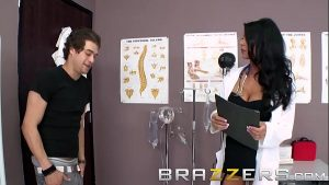 Image Doctors Adventure – Dirty doctor (Jessica Jaymes) Take Up The Stethoscope And Fucks – Brazzers