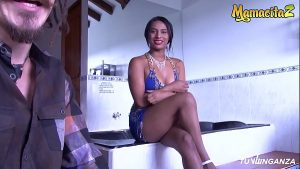 Image MAMACITAZ – Colombian Indira Uma Gets Horny For Sex Vengeance