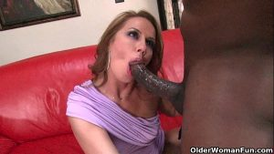 Image Soccer milf fucked by big black cock